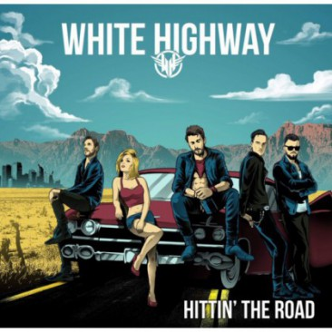 White-Highway-Hittin-The-Road