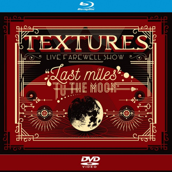Textures-Last-Miles-To-The-Moon-Dvd