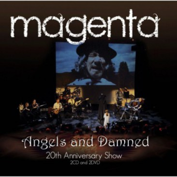 Magenta-Angels-And Damned-20Th-Anniversary-Show